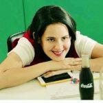 Venus Singh in Coca Cola Ad