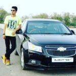 Vidit Sharma Car