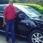 Vidit Sharma Father