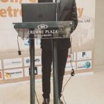 Vidit Sharma at International Conference Petrochemistry Oil & Gas Dubai