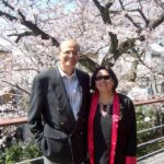 Vijay Keshav Gokhale With His Wife
