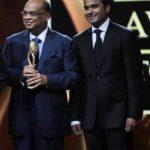 Vikram Kothari With His Son Rahul Kothari