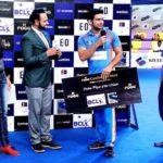 Vineet Kumar Chaudhary won Fogg's Coolest Player of the Match award