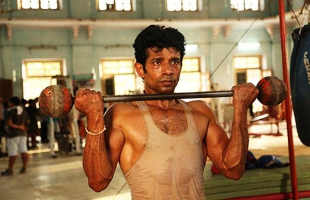 Vineet Kumar Singh Hard Workout