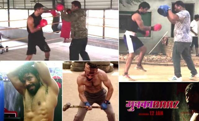 Vineet Kumar Singh Workout