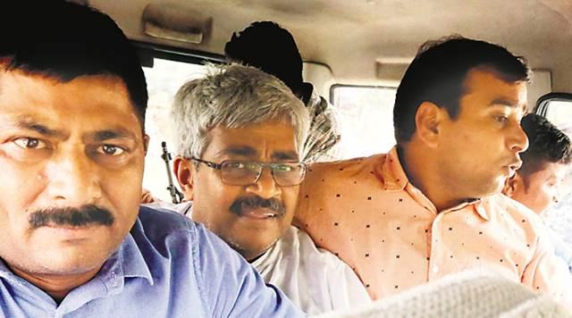 Vinod Verma arrest