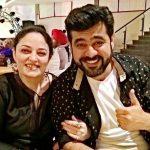 Viraj Kapoor parents