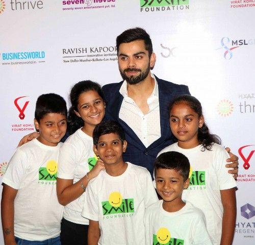 Virat Kohli Charity Foundation