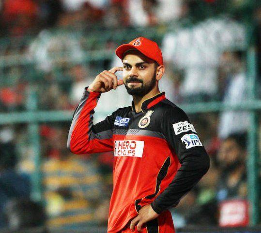 Virat Kohli IPL Team