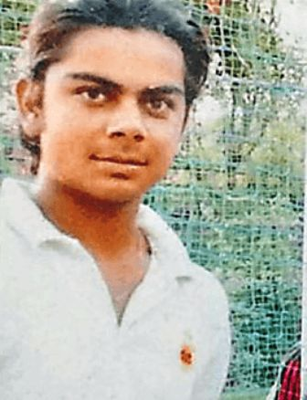 Virat Kohli Early Days