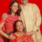 Vishnu Sharma with his family