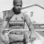 Winnie Mandela in Jail
