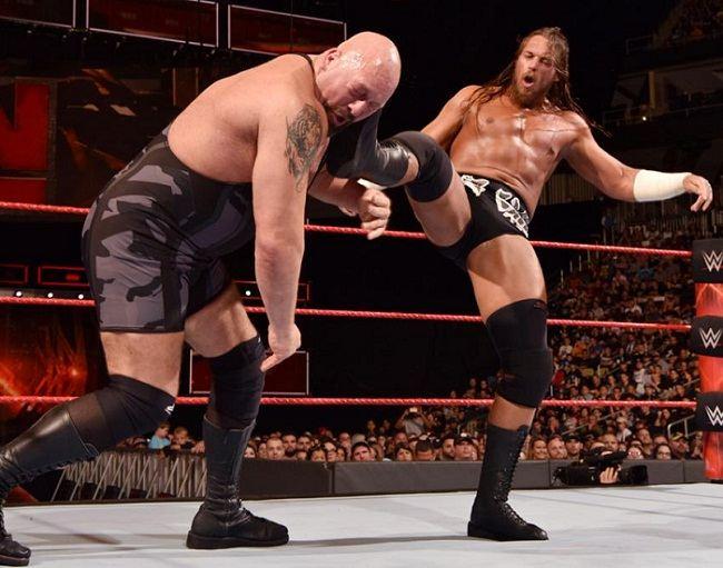 Wrestler Big Cass
