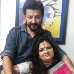 Yajuvendra Singh with wife