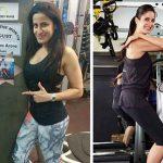 Yasmin Karachiwala a celebrity fitness instructor