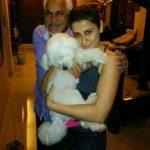 Yasmin Karachiwala a pet lover