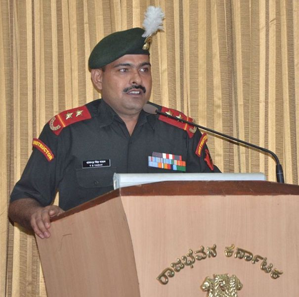 Yogendra Singh Yadav