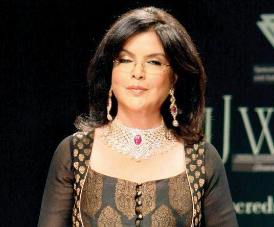 Zeenat Aman Profile