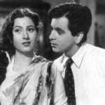 Madhubala With Dilip Kumar