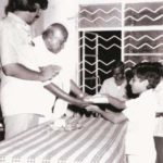Viswanathan Anand In School