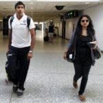 Prithi Narayanan With Her Husband Ravichandran Ashwin