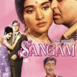 Raj Kapoor's First Coloured Film 'Sangam'