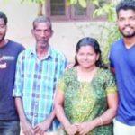 MD Nidheesh's Keluarga