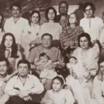 Raj Kapoor With His Family