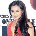 Aditya Chopra wife Rani Mukerji