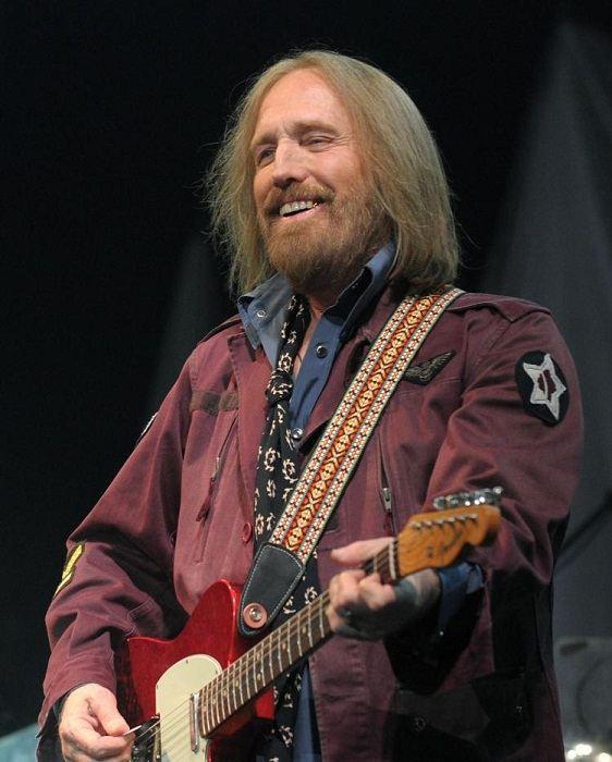 singer Tom Petty