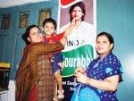 Saurabh Tiwary's Sisters Nidhi And Kavita