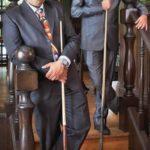 Pankaj Advani With His Brother Dr. Shree Advani